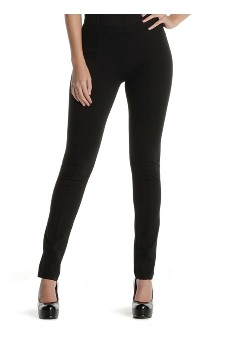Nic+Zoe - Perfect Ponte Pant - Black Onyx