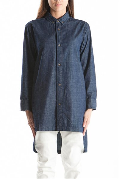 Publish Brand - Women's Dina Button Up - Indigo