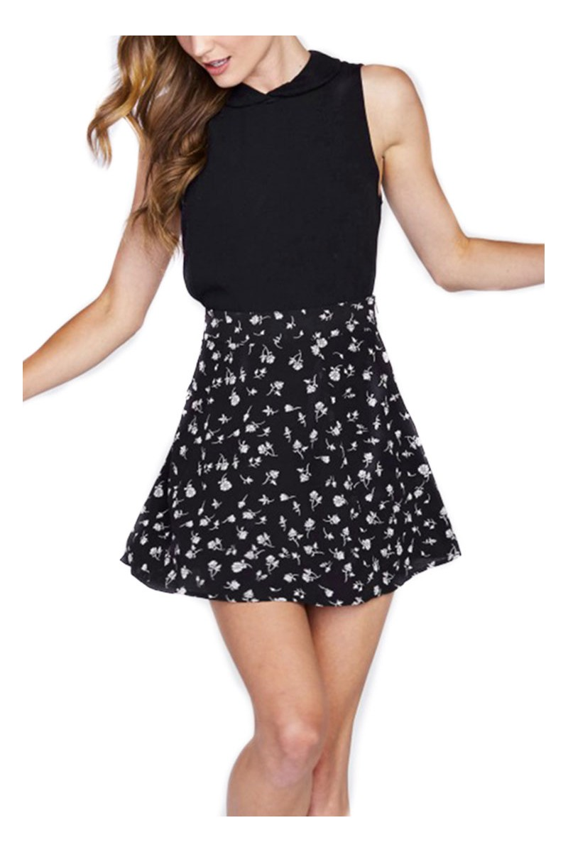 Wildfox - Date Night Solid Top - Clean Black