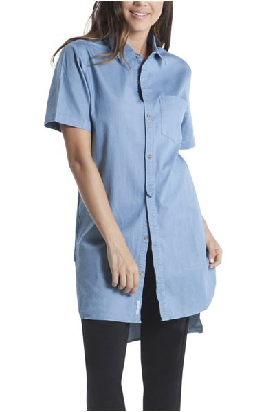 Publish Brand - Women's Sybil Shirt Dress - Light Blue
