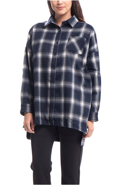 Publish Brand - Women's Lynda Shirt - Navy