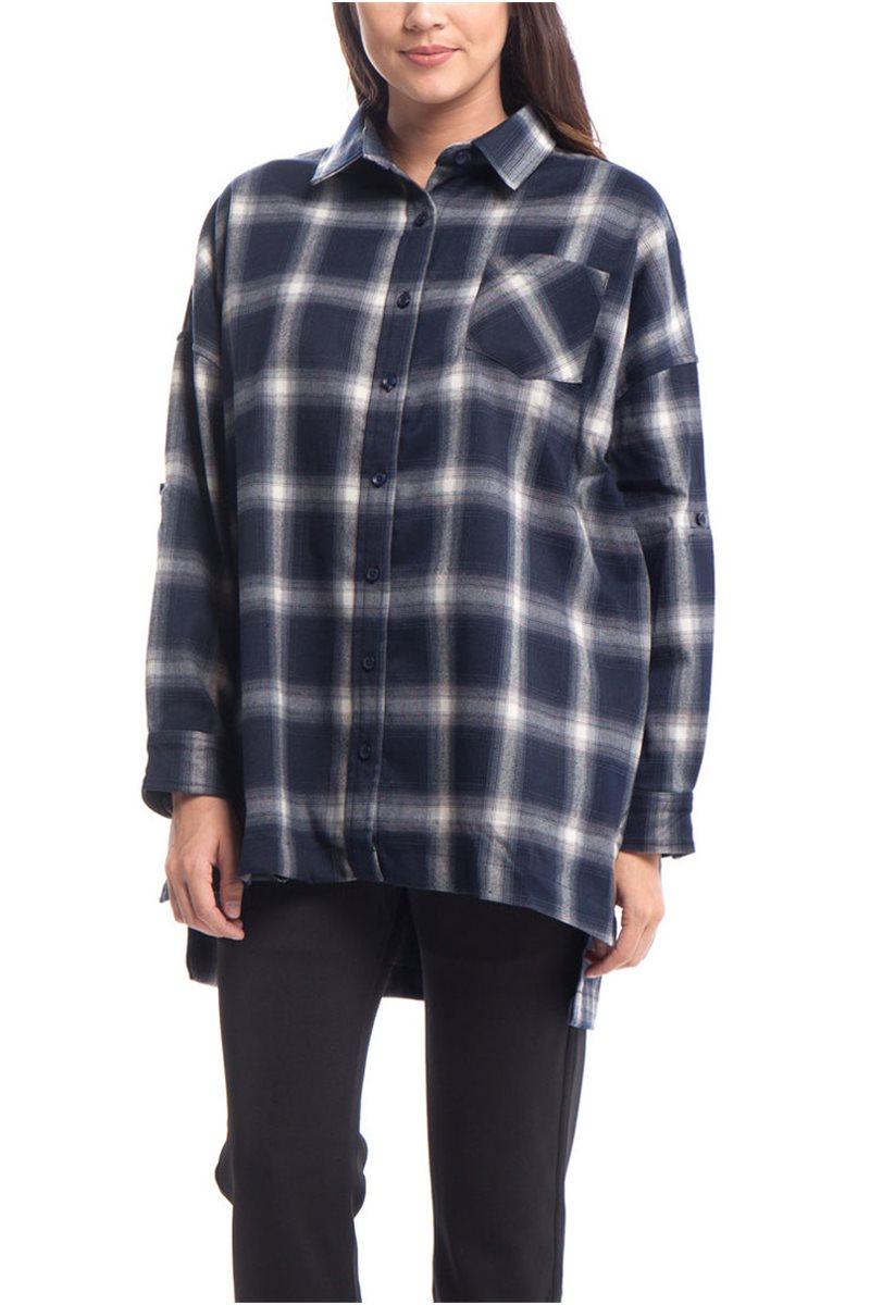 Publish Brand - Women's Lynda Shirt - Navy