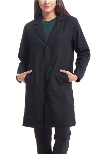 Publish Brand - Women's Vivien Coat  - Black