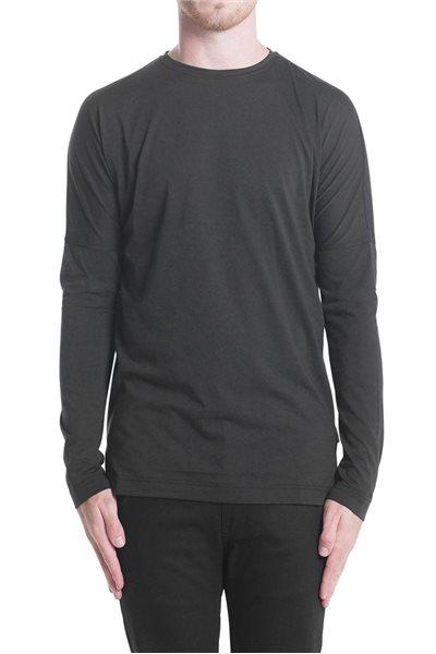 Publish Brand - Men's Index L/S Shoulder Tee - Black