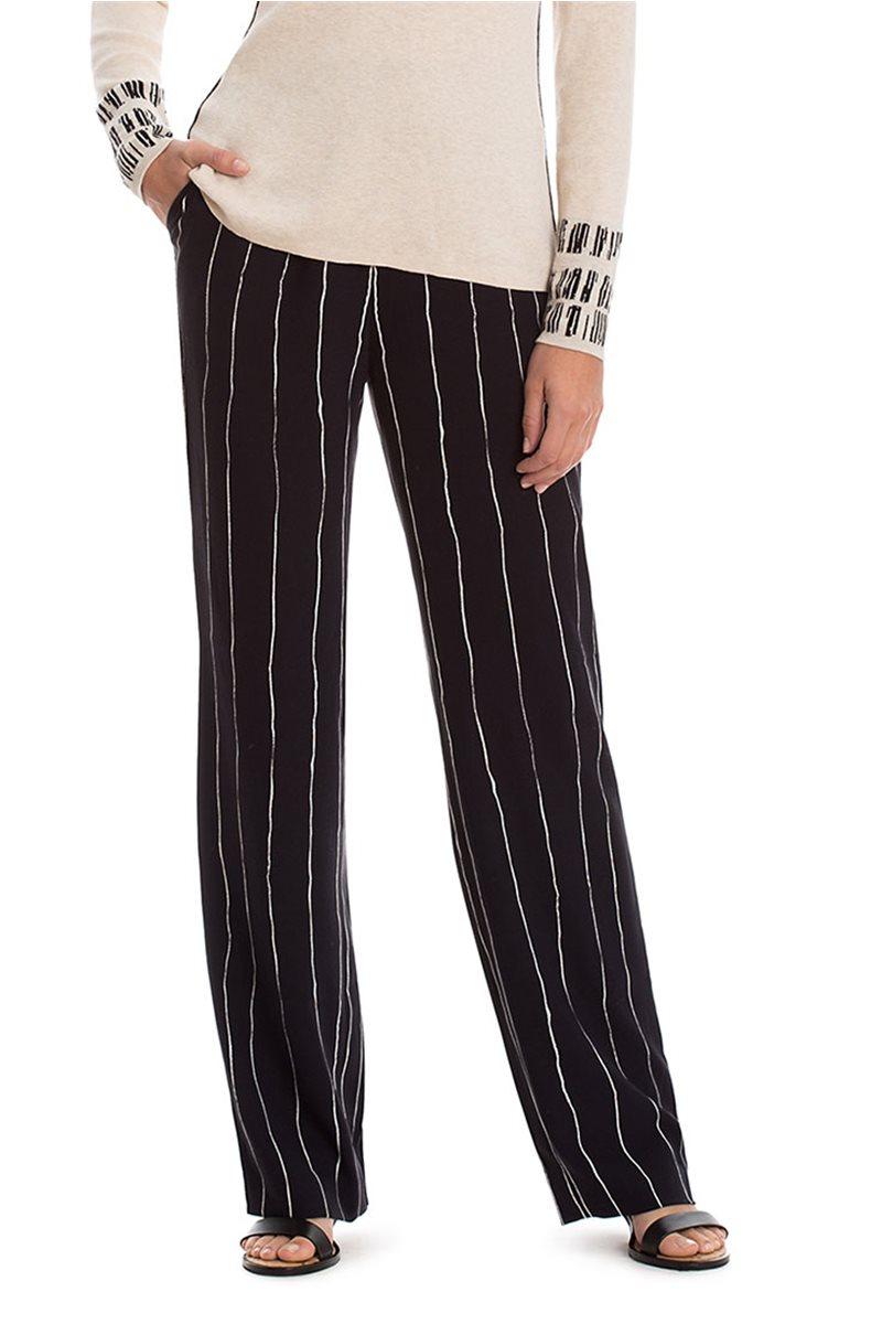 Nic + Zoe - Modern Lines Pants - Multi