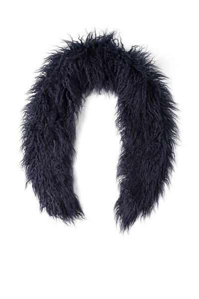 Nic + Zoe - Vegan Fur Collar