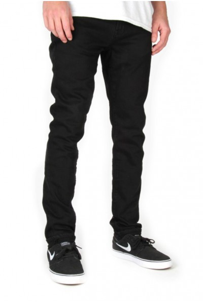 Waven - Mens Verner Skinny Jeans - True Black