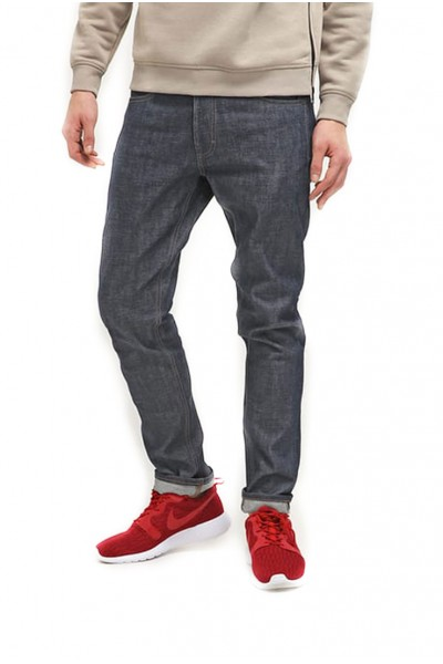 Waven - Mens Keld Slim Jeans - Selvage Raw