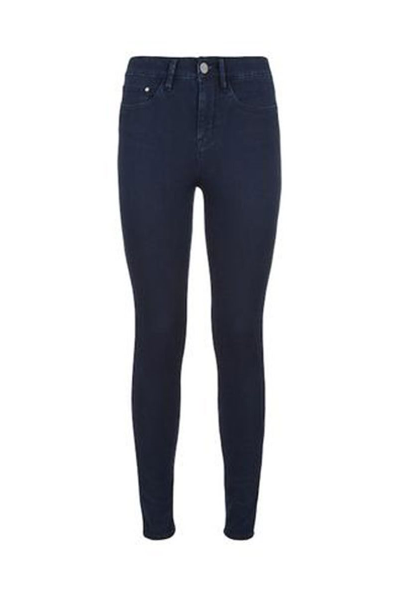 Waven - Womens Asa Mid Rise Skinny Jeans - Navy Solid