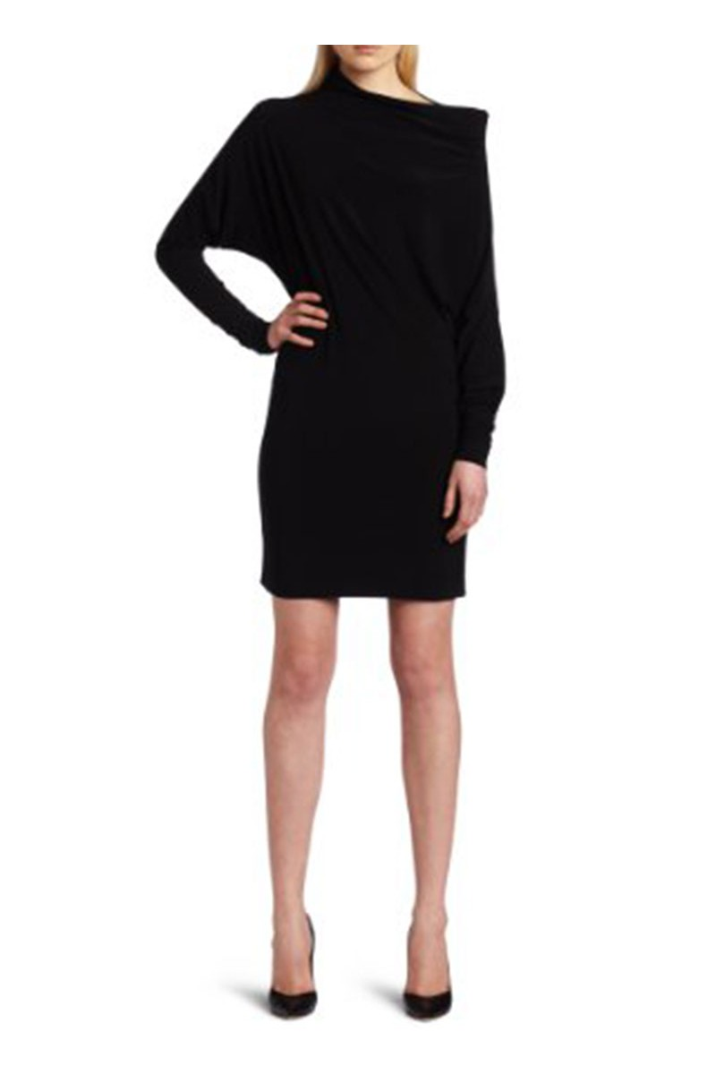Norma Kamali - All In One Dress - Black