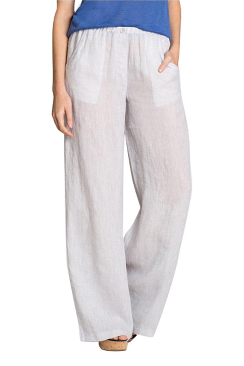 Nic + Zoe - Drifty Linen Tunic Pant