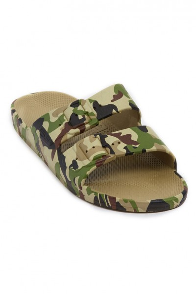 Moses - Freedom Sandals - Army Khaki