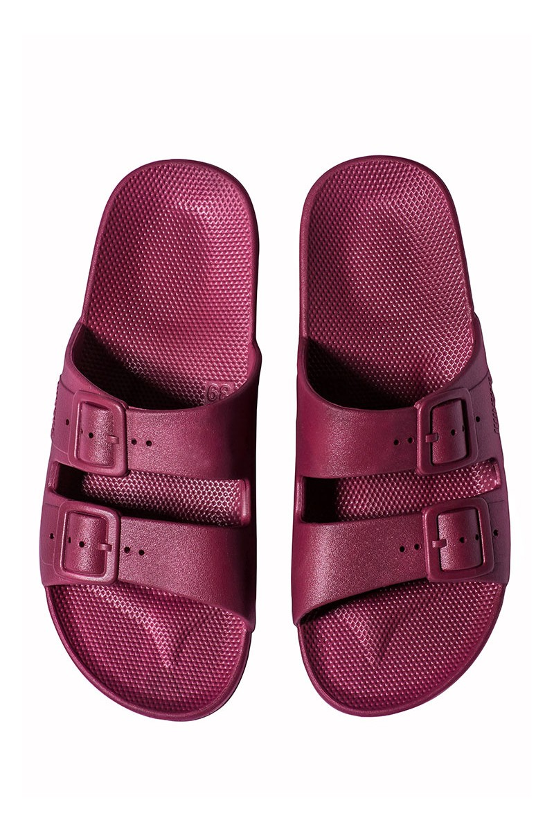 Moses - Freedom Sandals - Cherry Bomb