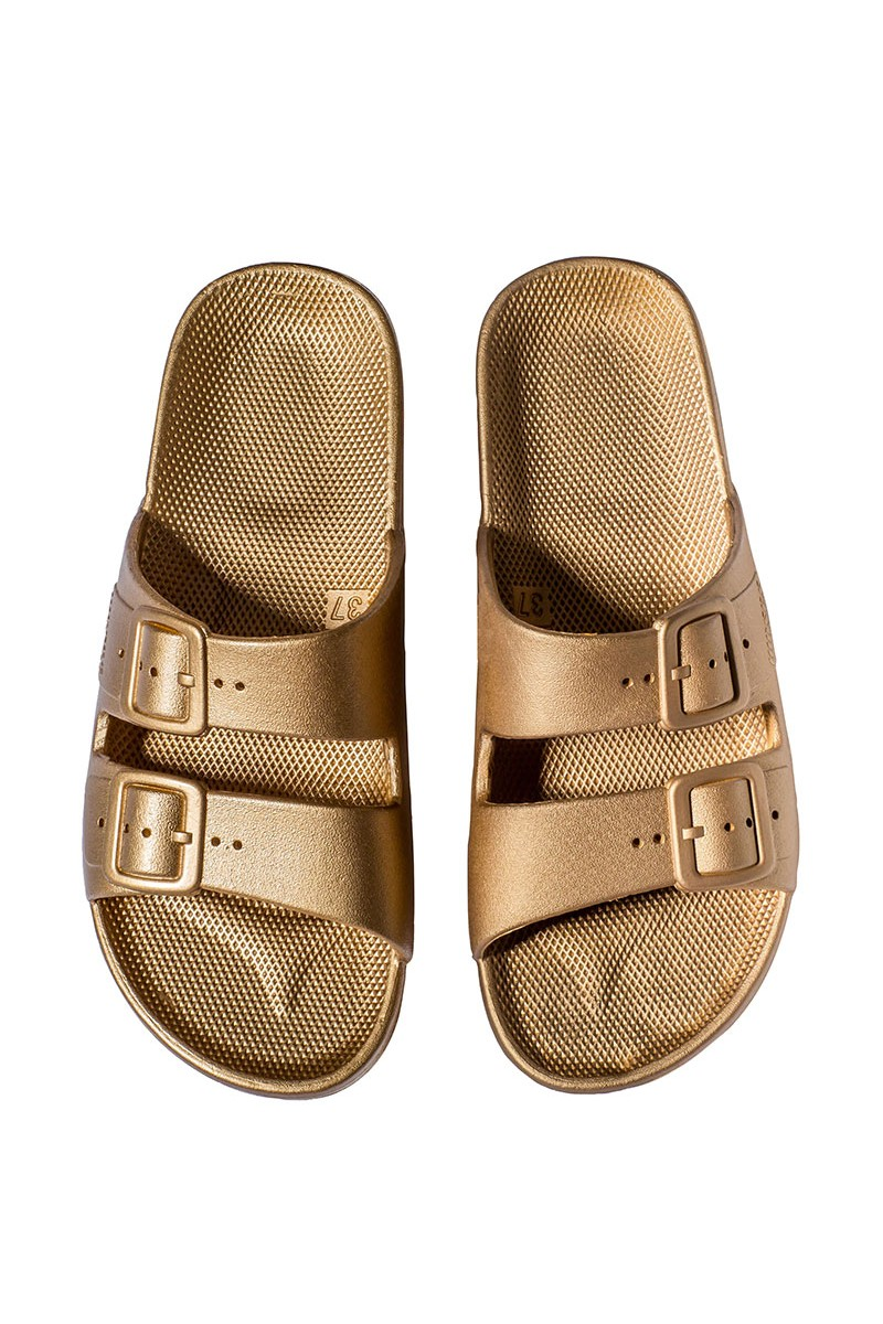 Moses - Freedom Sandals - Goldie