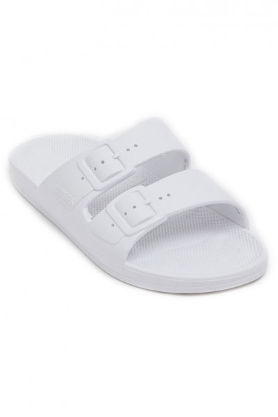 Moses - Freedom Sandals - White