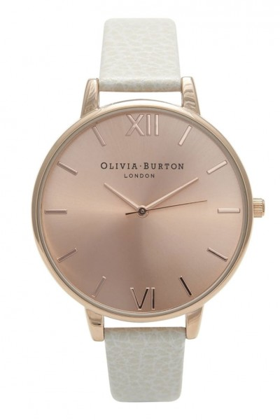 Olivia Burton - Big Dial - Mink and Rose Gold  Watch