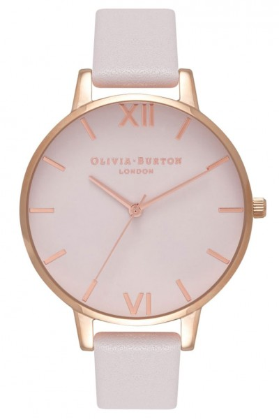 Olivia Burton - Big Dial - Blush and Rose Gold Watch