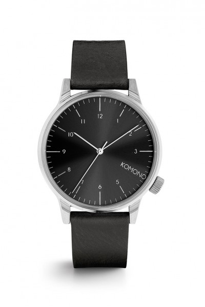 Komono - Winston Regal Watch - Black