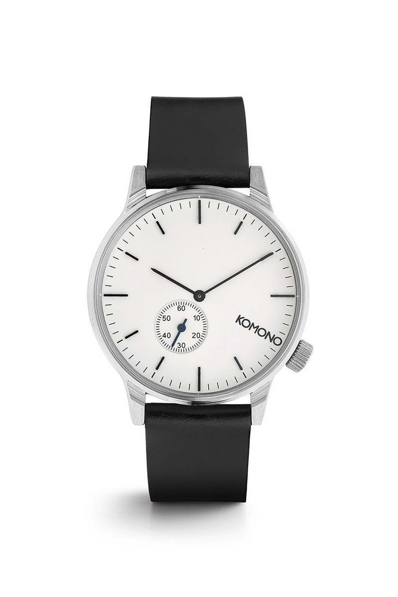 Komono - Winston Subs Watch - Silver White