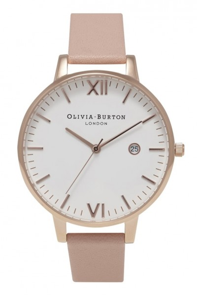 Olivia Burton - Timeless - Dusty Pink & Rose Gold Watch
