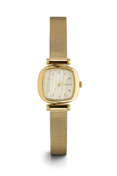 Komono - Moneypenny Royale Watch - Gold - White
