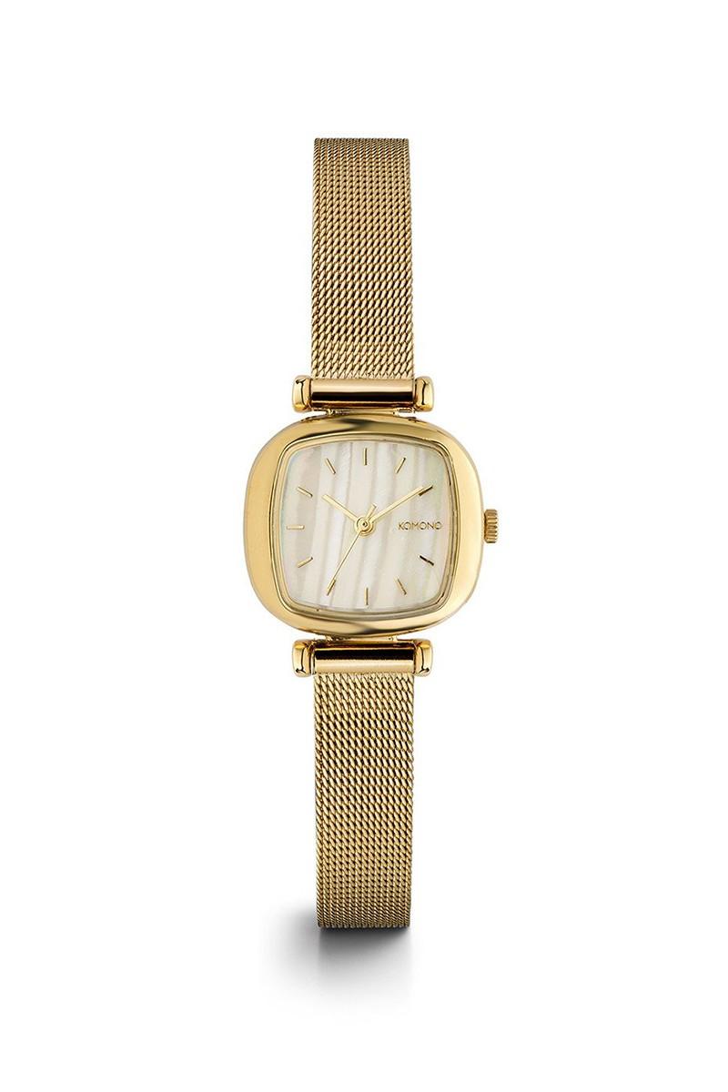Komono - Moneypenny Royale Watch - Gold - White