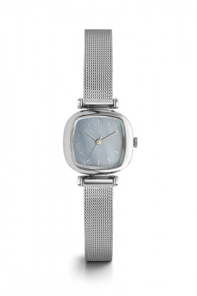Komono - Moneypenny Royale Watch  - Silver - Light - Blue