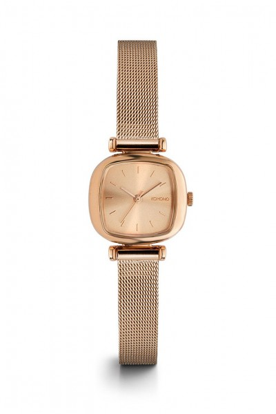 Komono - Moneypenny Royale Watch - Rose - Gold