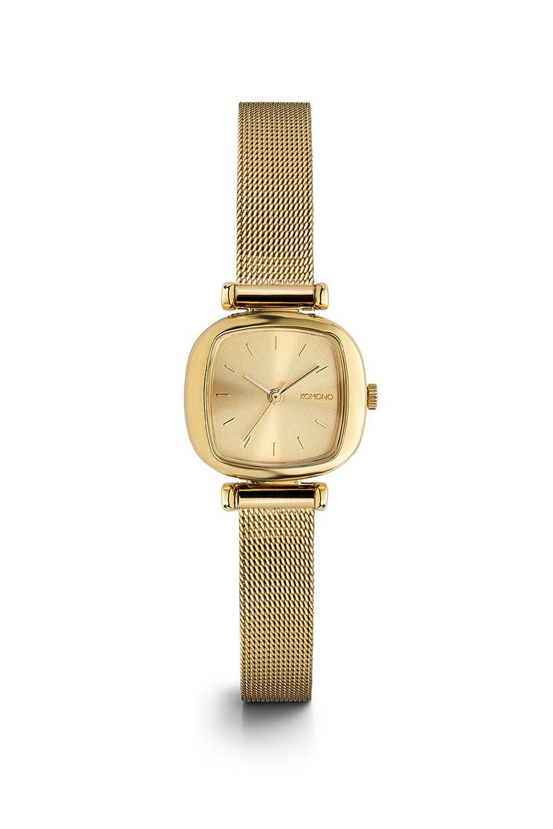 Komono - Moneypenny Royale Watch - Gold