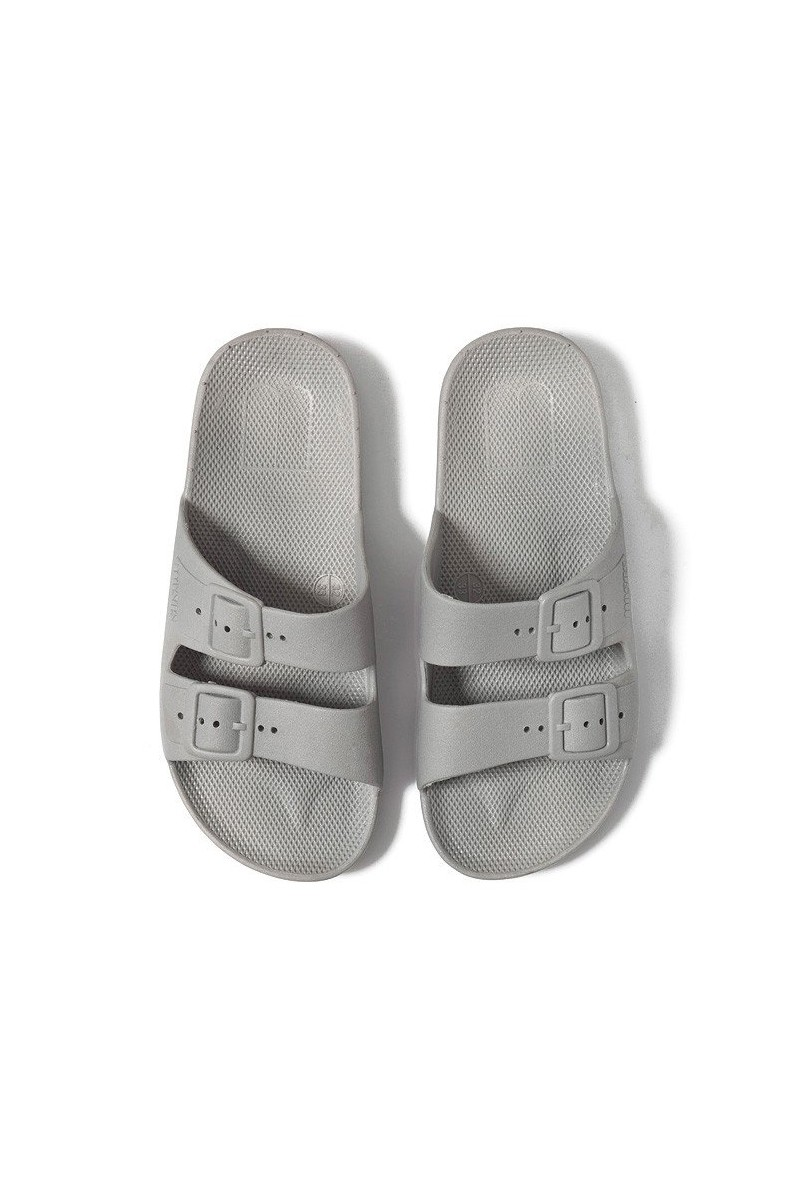 Moses - Freedom Kid's Sandals - Grey