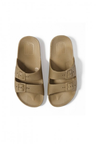 Moses - Freedom Kid's Sandals - Khaki