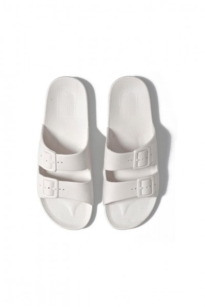 Moses - Freedom Kid's Sandals - White