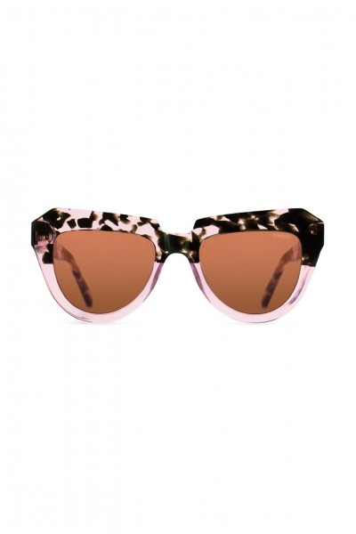 Komono - The Stella Sunglasses -  Rose Dust