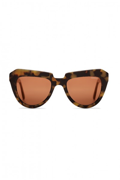 Komono - The Stella  Sunglasses - Tortoise Demi