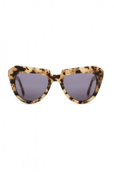 Komono - The Stella Sunglasses - Ivory Demi
