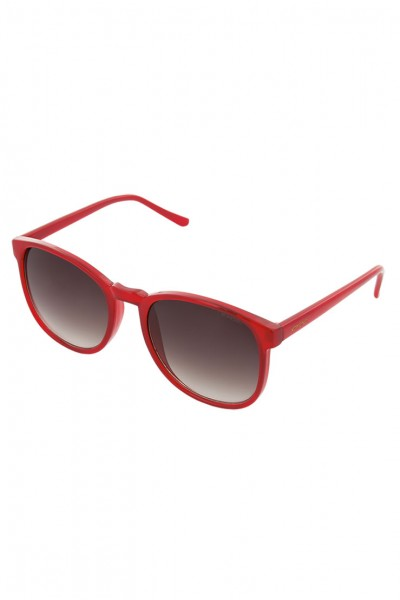 Komono - Urkel  Sunglasses - Milky Red