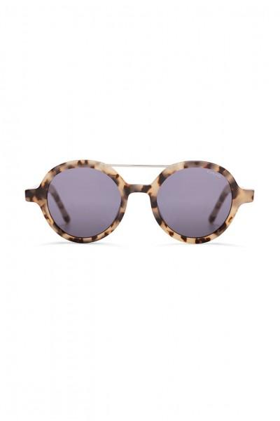 Komono - The Vivien Sunglasses - Ivory Demi