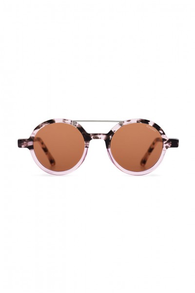 Komono - The Vivien Sunglasses - Rose Dust