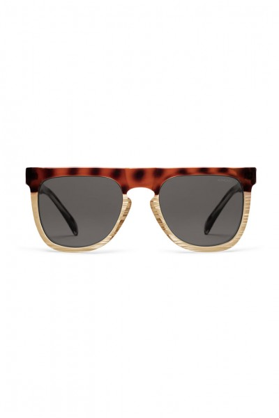 Komono - Bennet Sunglasses - Tortoise Ivory