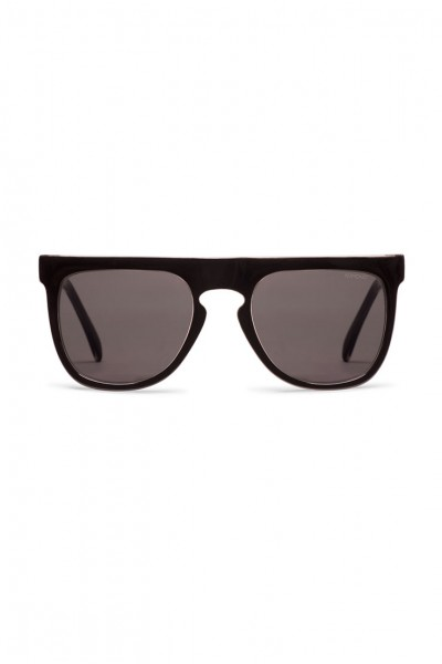 Komono - Bennet Sunglasses - Black Transparent