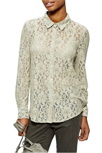Sack's - AMBER Lace Shirt