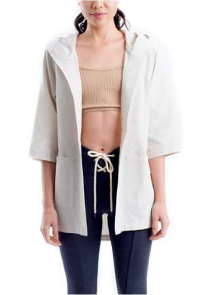 Publish Brand - Womens Harper Kimono - Natural