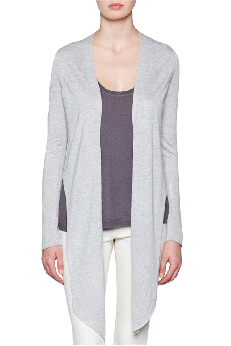 Brochu Walker - The Dorset Cardigan - Dusk Melange