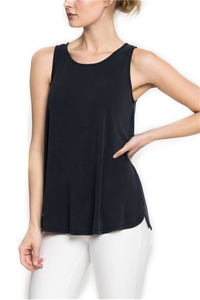 Nic + Zoe - Boardwalk Tank - Washed Midnight