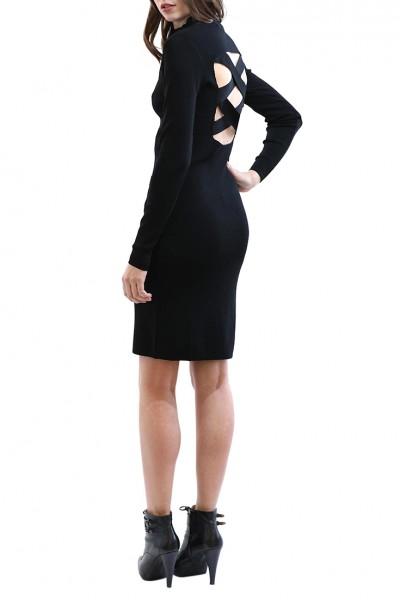 Central Park West - Rodeo Drive Dress - Black