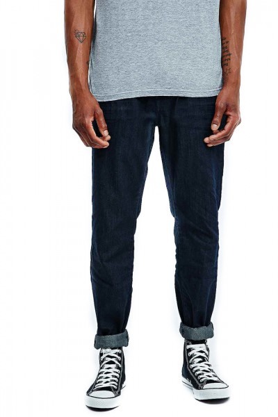 Waven - Mens Erik Regular Jeans - Dark Indigo