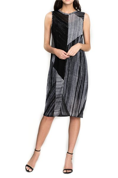 Nic + Zoe - Water Fall Dress - Multi