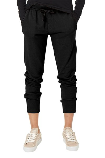Grey State - Sloane Pant - Deep Black