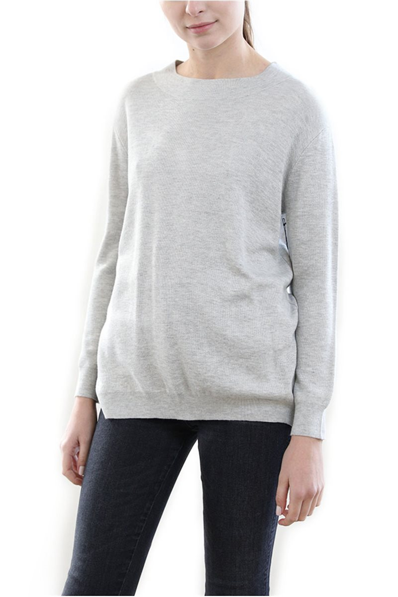 Central Park West - Wynwood Open Back Sweater