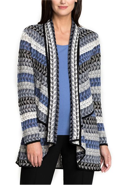 Nic + Zoe - Triangle bliss Cardy - Multi